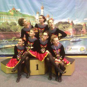 Российский Национальный Чемпионат по Ирландским Танцам 2017